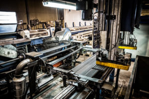 Broson Steel – Helautomatisk-kapning