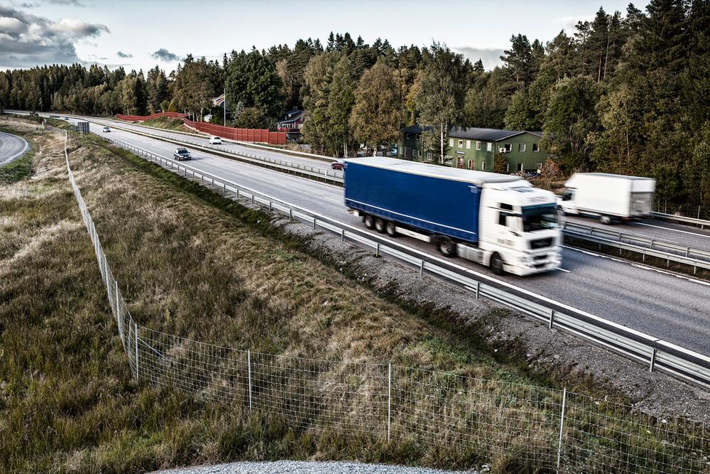 Broson Steel –Trafiksäkerhet