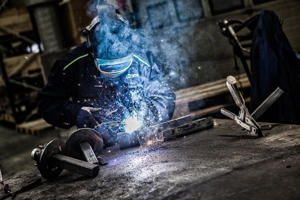 Broson Steel –Verkstadsindustri