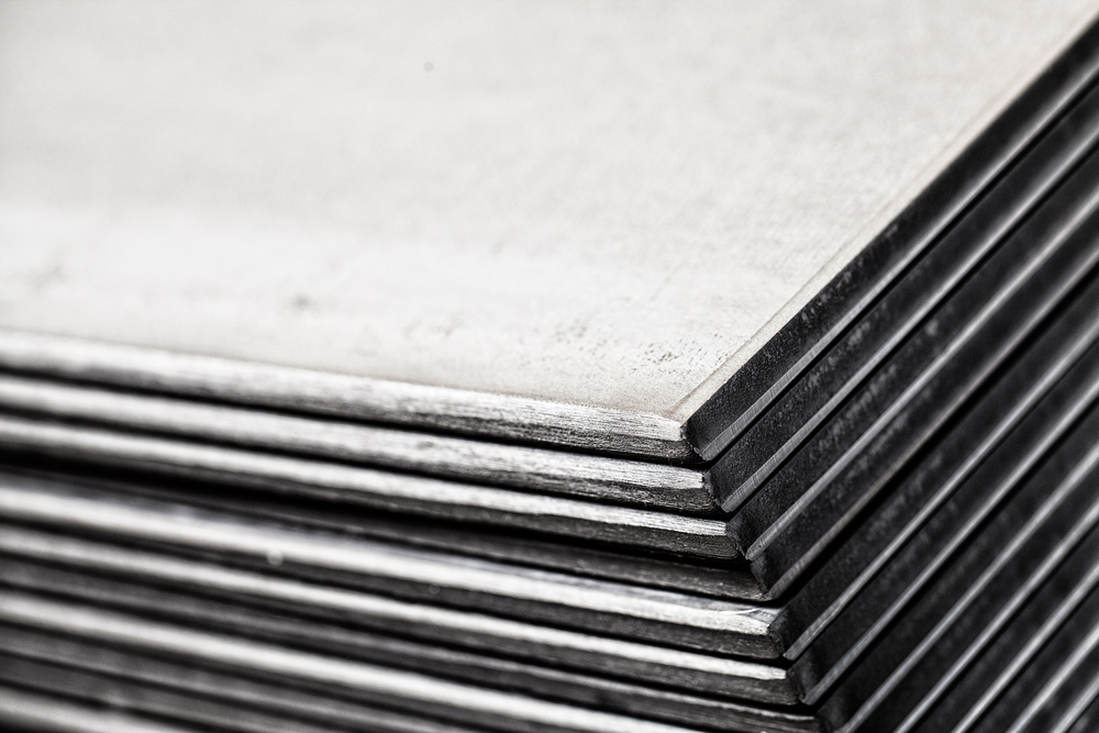 Broson Steel –Tunnplåt